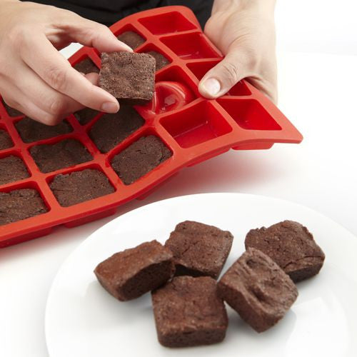 Molde Mini Brownies