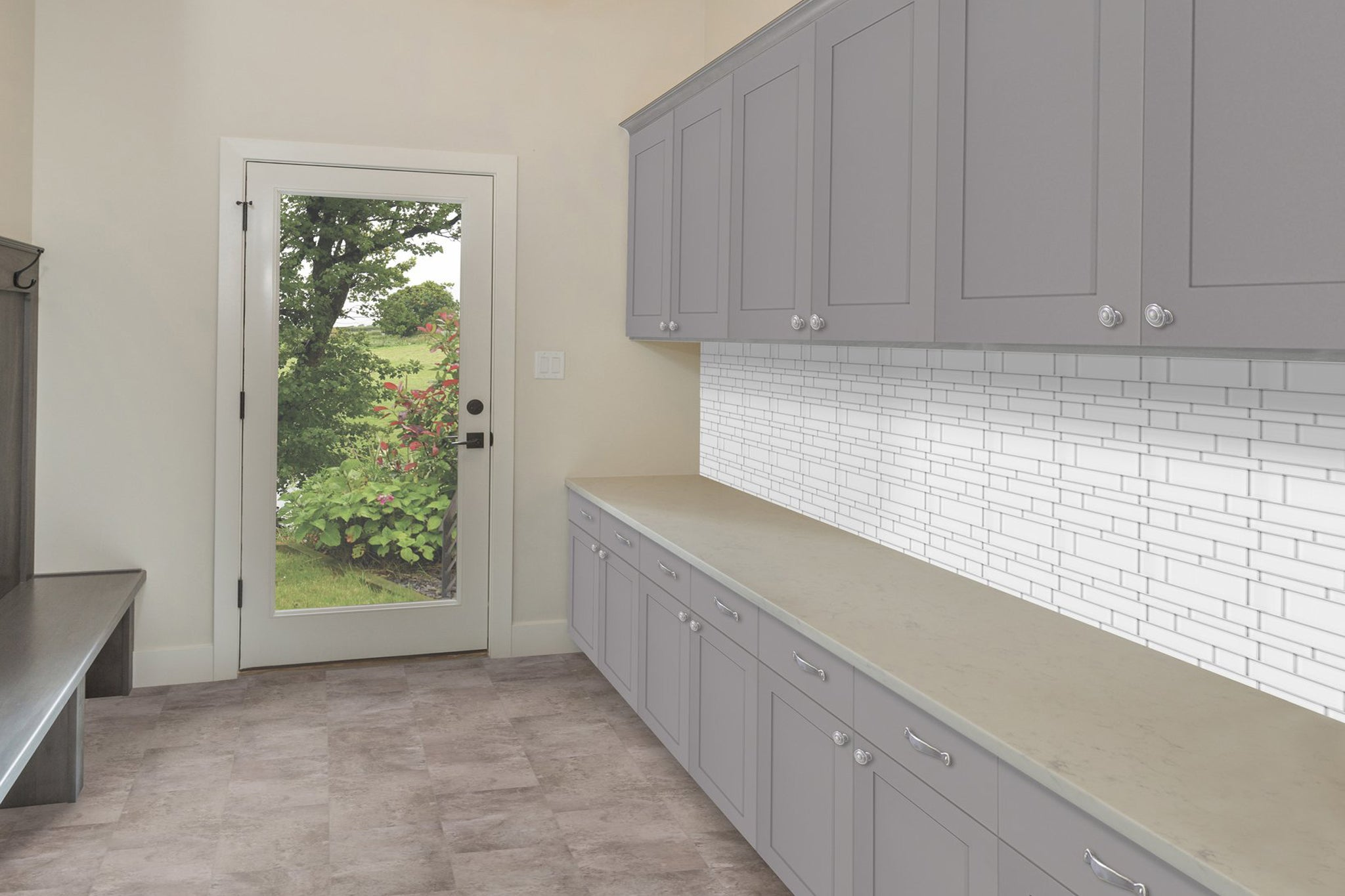 Cabinet Sample - Worthington Grey