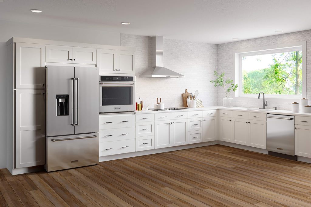 Worthington White Collection | Cabinets To Go
