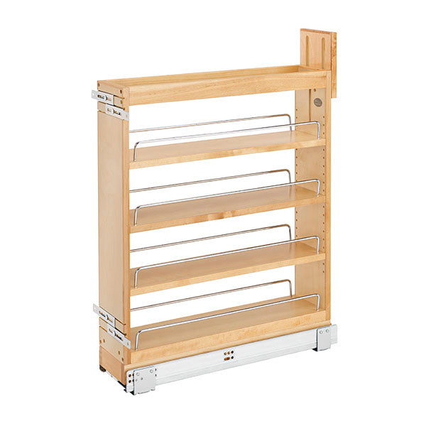 Pull Out Spice Rack 5""