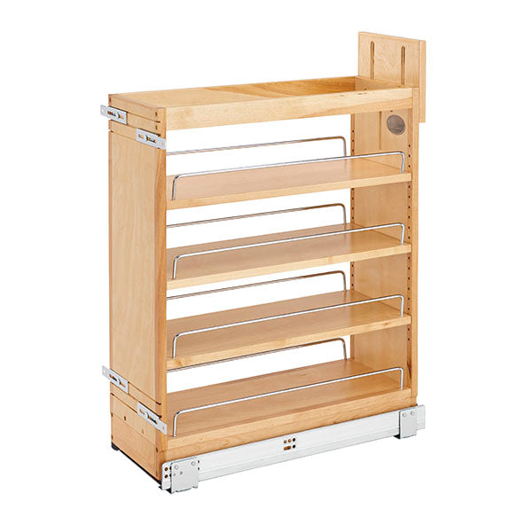 Pull Out Spice Rack 8""