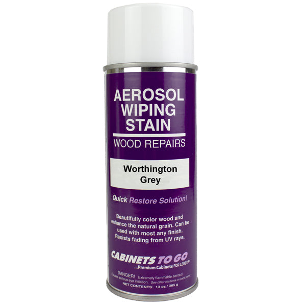 WORTHINGTON GREY AEROSOL