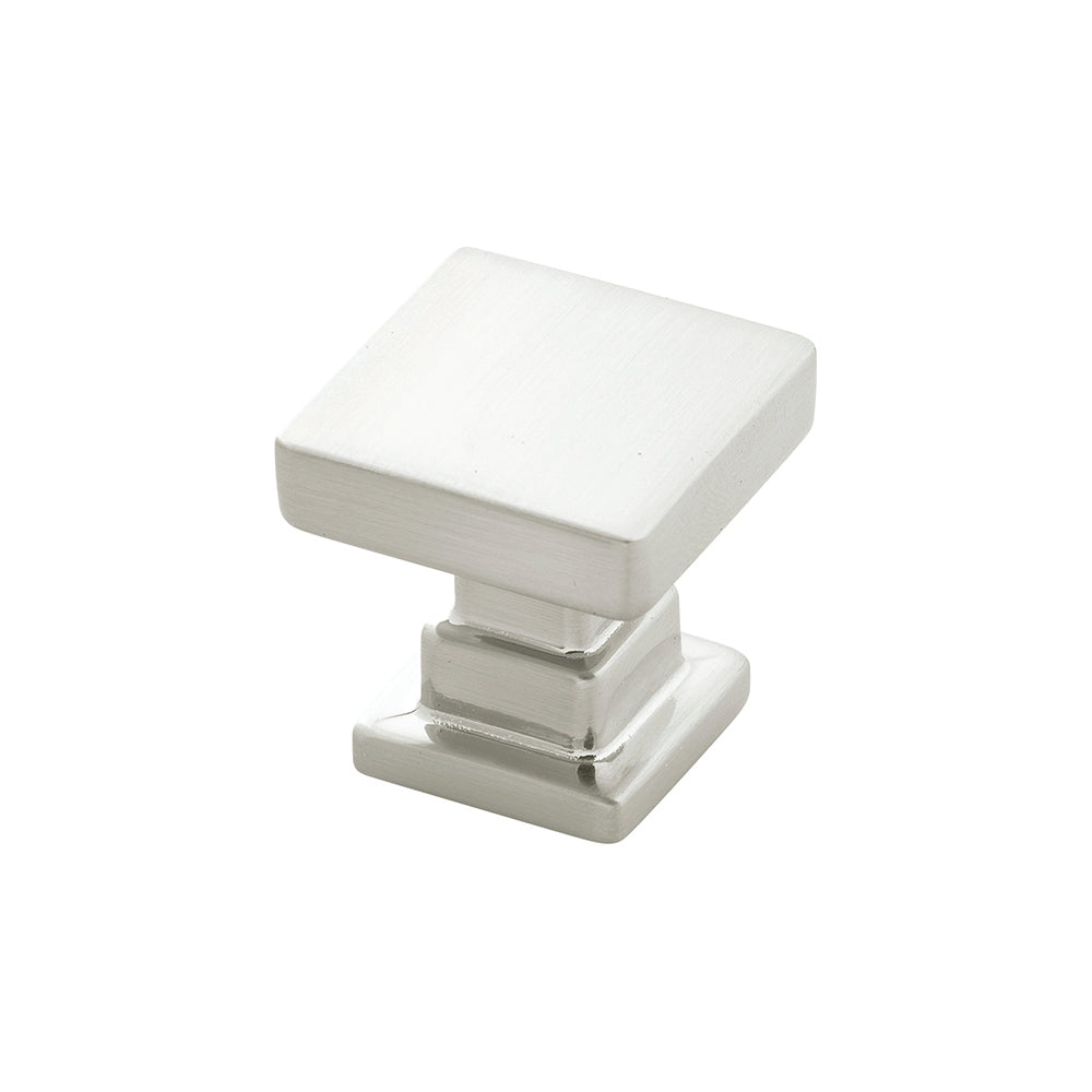 Gracious Home Knob 1 Inch Square - CTG1105