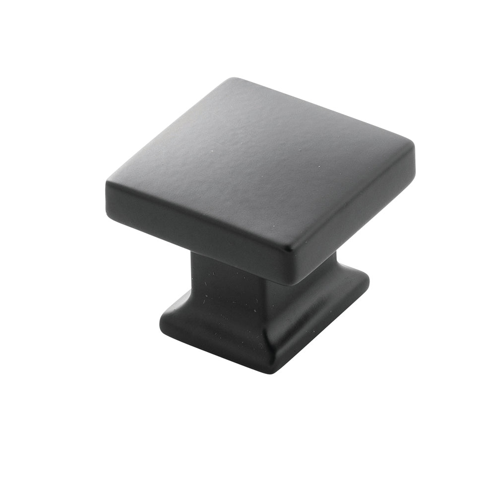 Gracious Home Knob 1-1/4 Inch Square - CTG1109