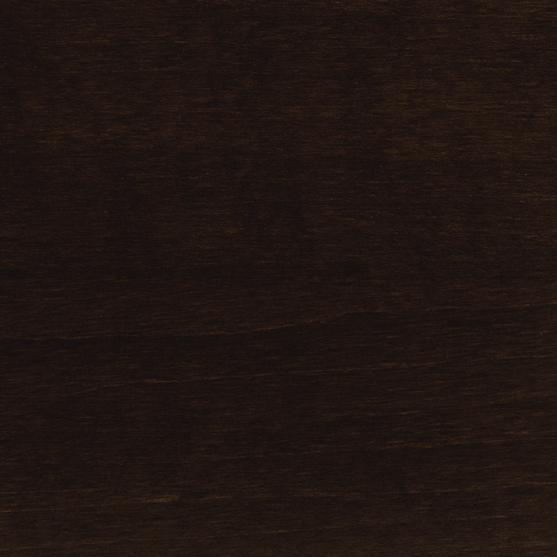 Gracious Home Custom Cabinetry Color Sample - Espresso