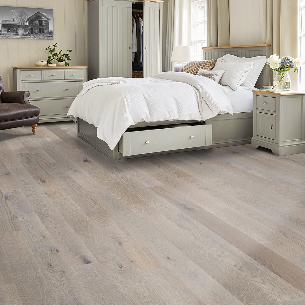 "Gaston Grey Oak Eng 5"" Sample"