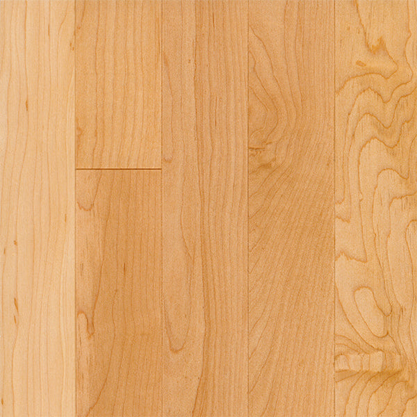 "3/4"" x 2 1/4"" Gracious Home 50 Yr PreFin Solid Select Maple Hardwood"