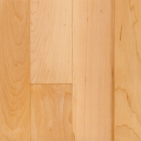 "3/4"" x 3 1/4"" Gracious Home 50 Yr PreFin Solid Select Maple Hardwood"