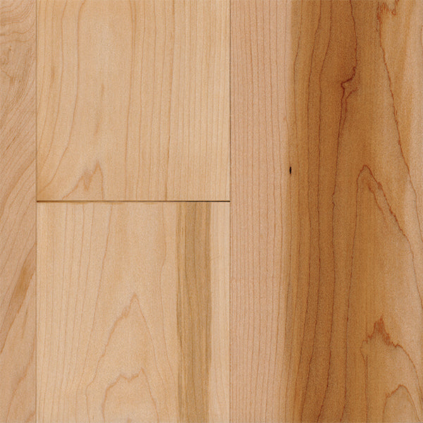 "3/4"" x 5"" Gracious Home 50 Yr PreFin Solid Natural Maple Hardwood-Sample"