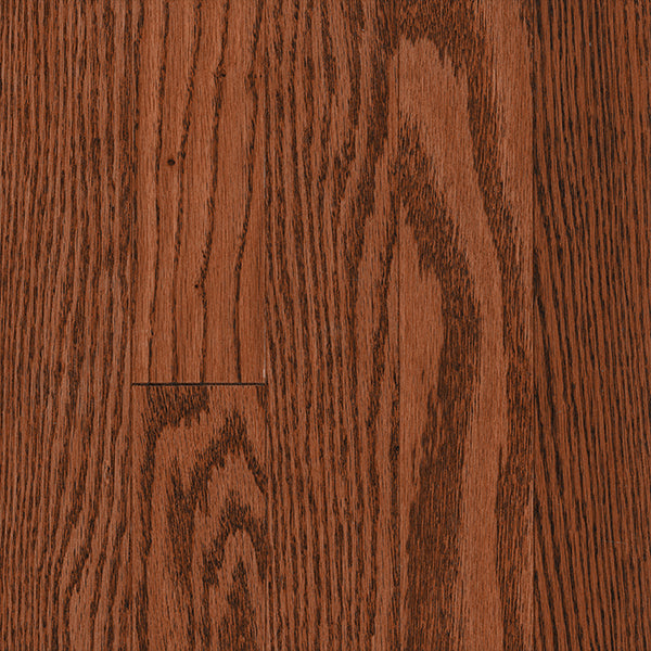 "3/4"" x 2 1/4"" Gracious Home 50 Yr PreFin Solid Natural Butterscotch Red Oak Hardwood"