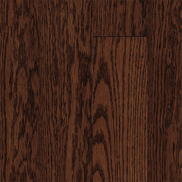 "3/4"" x 3 1/4"" Gracious Home 50 Yr PreFin Solid Natural Gunstock Red Oak Hardwood-Sample"