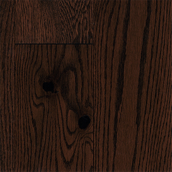 "3/4"" x 5"" Gracious Home 50 Yr PreFin Solid Natural Sutton Hill Red Oak Hardwood-Sample"