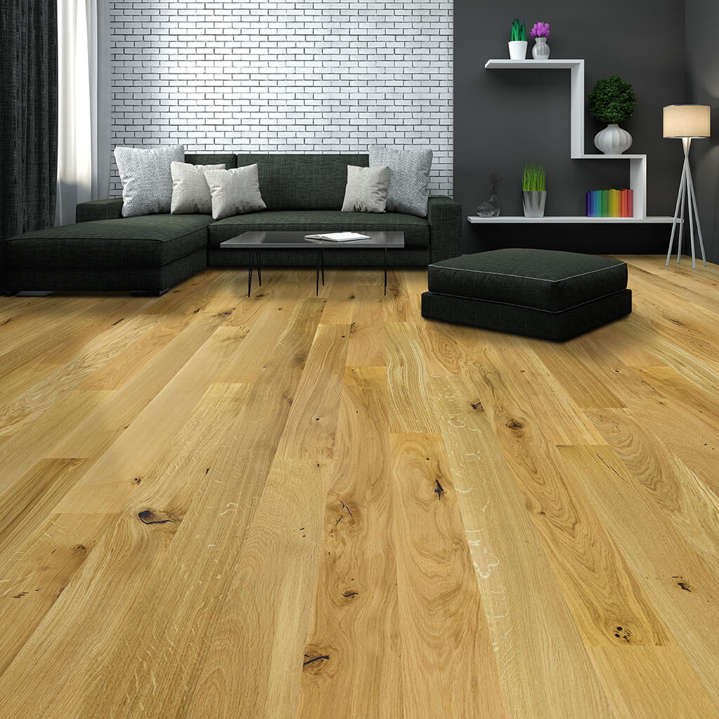 Wilmington White Oak Solid 5