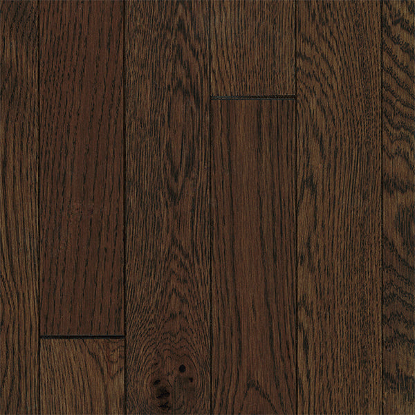 "3/4"" x 2 1/4"" Gracious Home 50 Yr PreFin Solid Natural Glasgow White Oak Hardwood"