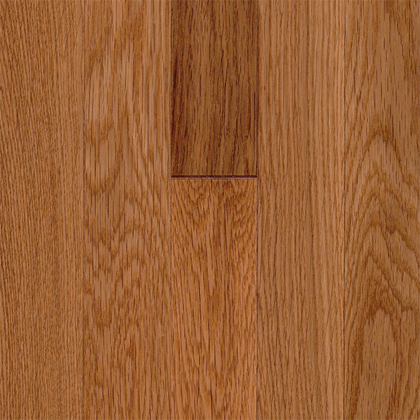 "3/4"" x 2 1/4"" Gracious Home 50 Yr PreFin Solid Select White Oak Hardwood-Sample"