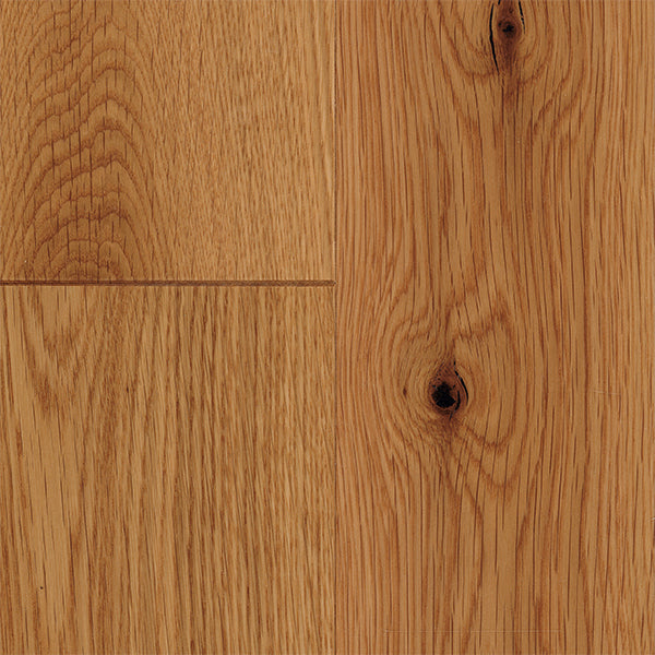 "3/4"" x 5"" Gracious Home 50 Yr PreFin Solid Natural White Oak Hardwood"