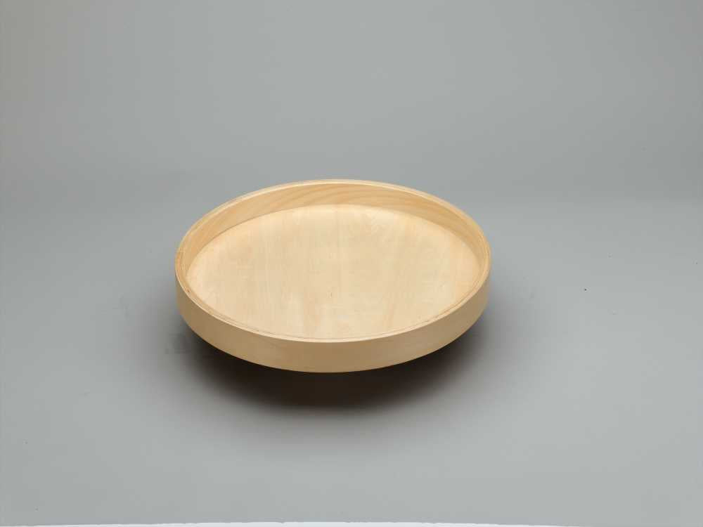 Wood Full Circle Trays