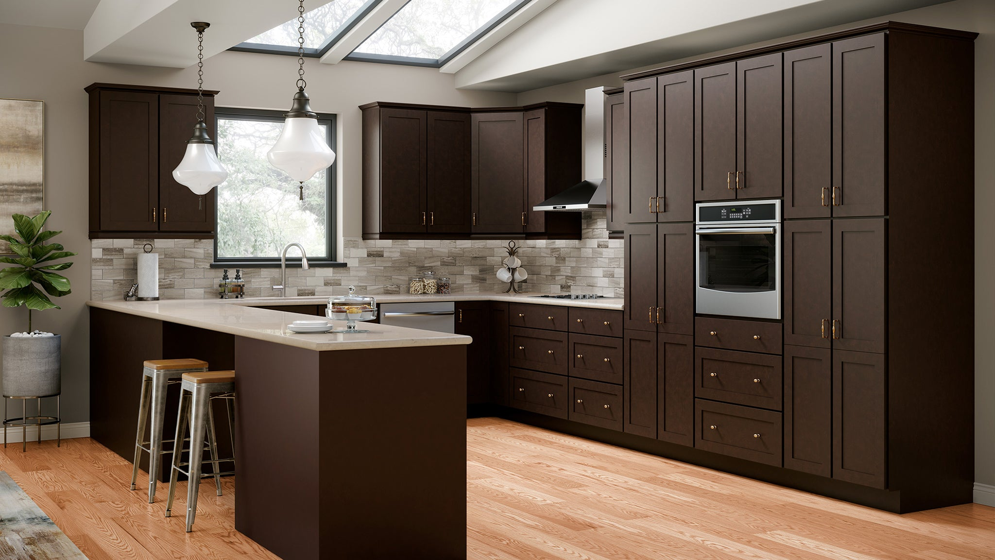 Santa Fe Mocha Collection | Cabinets To Go