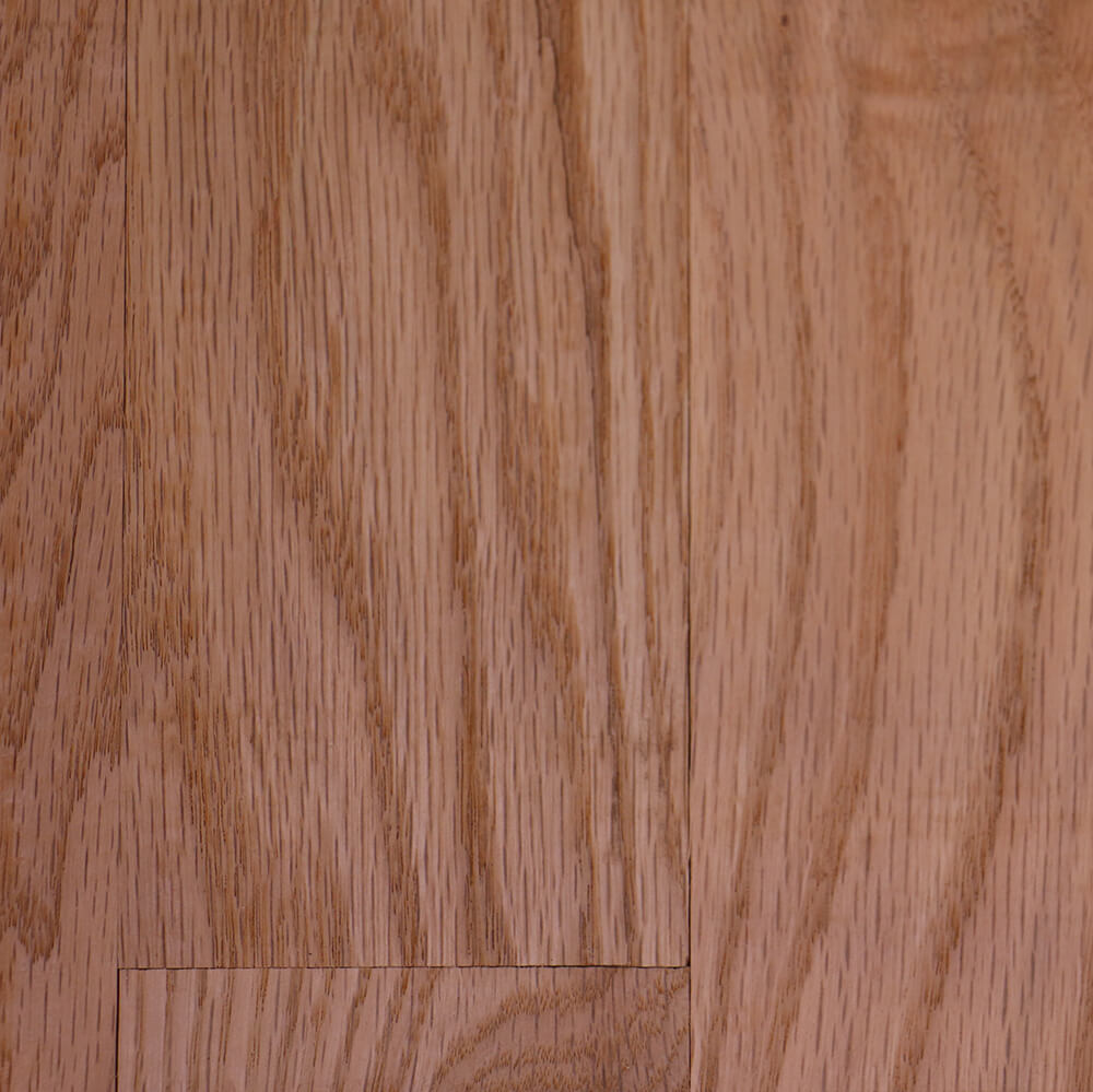 "3/4"" x 3 1/4"" Unfinished Utility Grade Oak"
