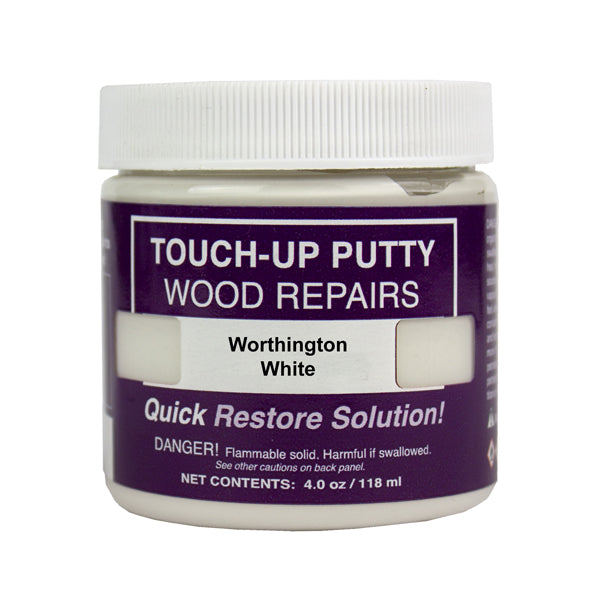 WORTHINGTON WHITE TOUCH-UP PUTTY
