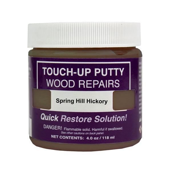SPRING HILL HICKORY TOUCH-UP PUTTY