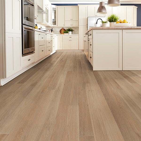 "1/2"" x 5"" Talon 100 Yr PreFin Engineered Natural Edinburgh White Oak Matte Hardwood"