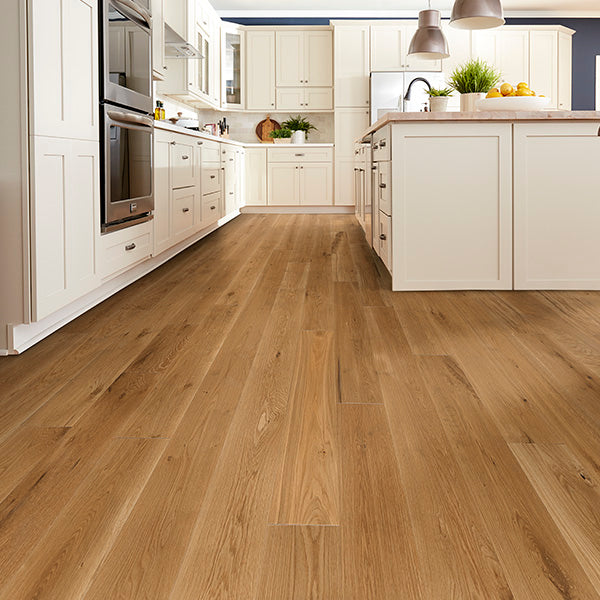 "3/4"" x 6"" Talon 100 Yr PreFin Engineered Country WB White Oak Matte Hardwood"