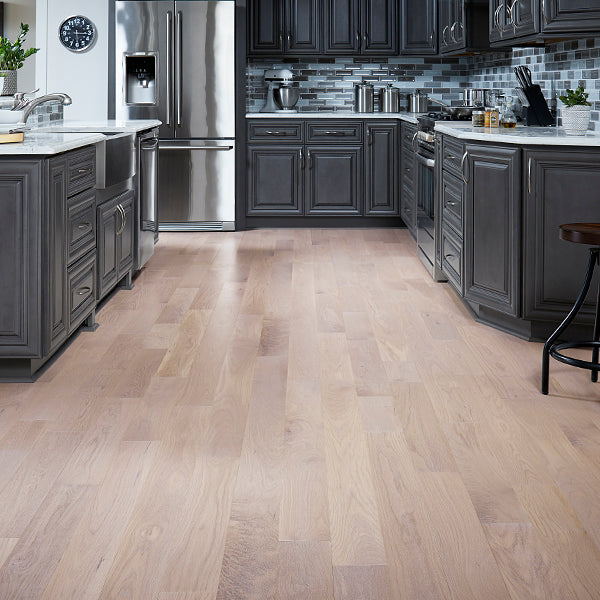 "3/4"" x 8"" Talon 100 Yr PreFin Engineered Select Latte White Oak Hardwood"
