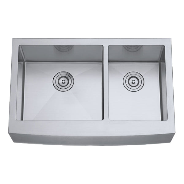 "33"" Split Farmhouse Sink"