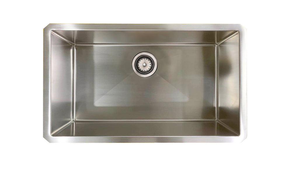 "32"" Modern Sink Single Basin"