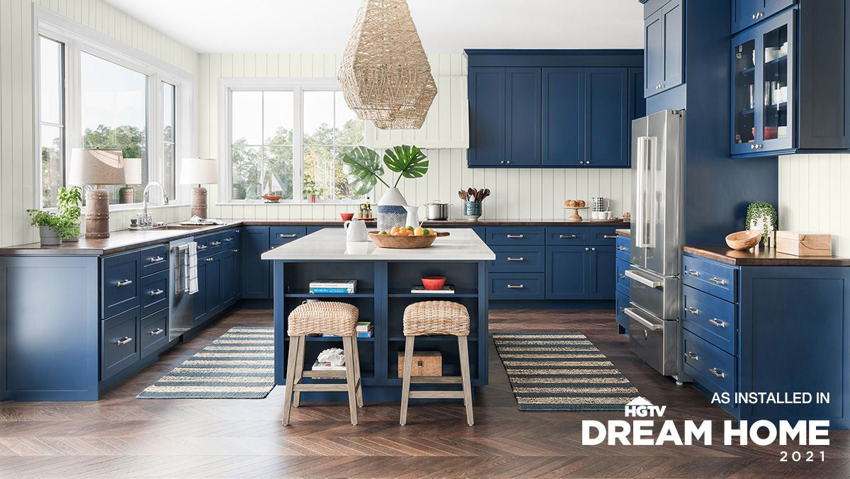 Annapolis Blue Collection Cabinets To Go