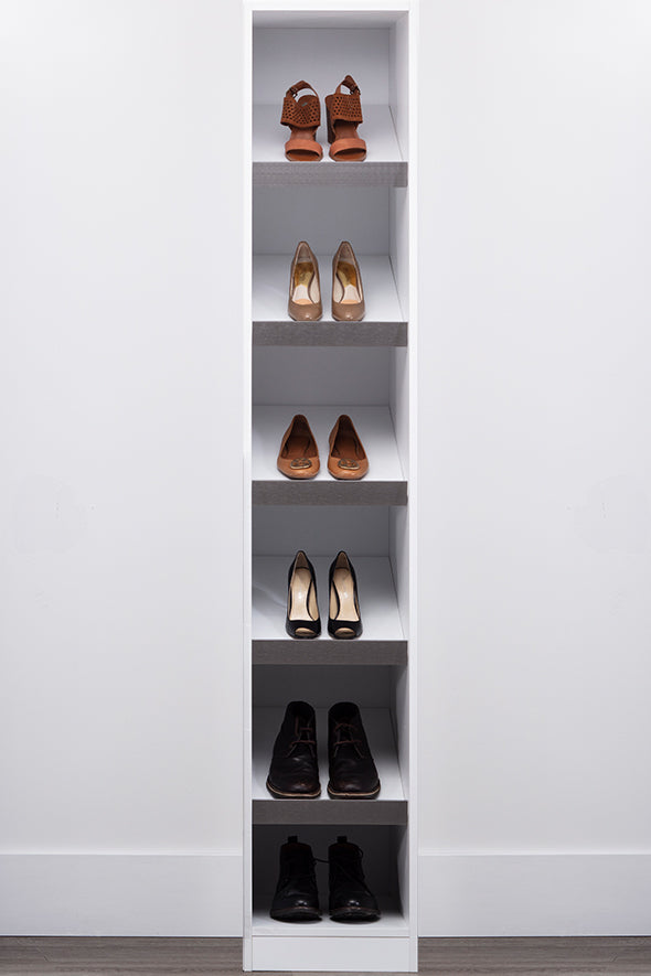 Gracious Home Shoe Rack Shelves