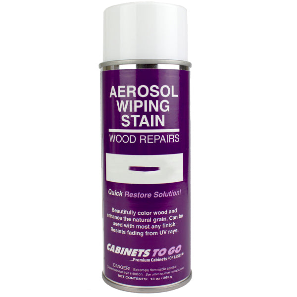 Aersol Wiping Stain-ES