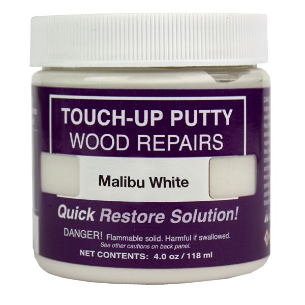 MALIBU WHITE TOUCH-UP PUTTY