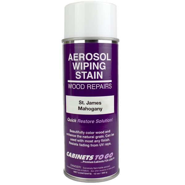 Aerosol Wiping Stain-MH