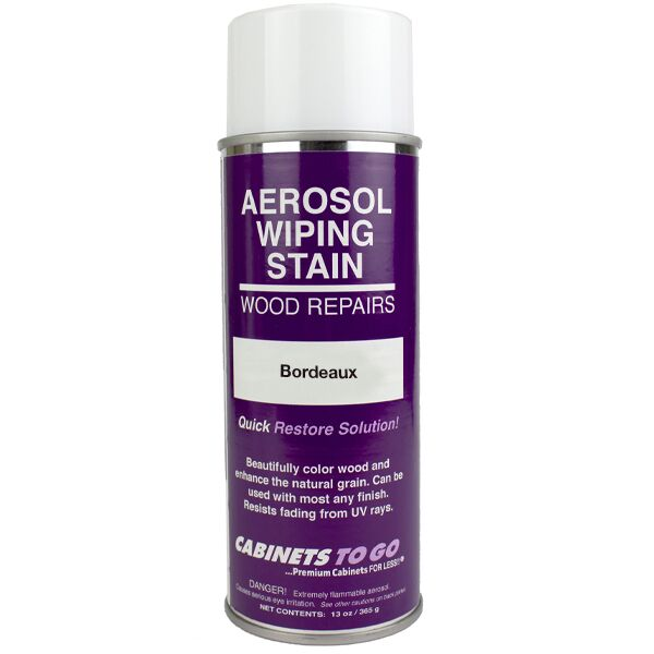 Aerosol Wiping Stain-AW