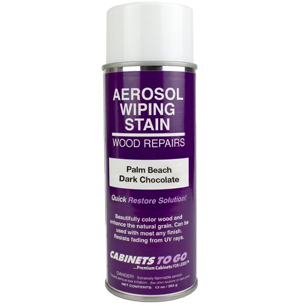 Aerosol Wiping Stain-DC