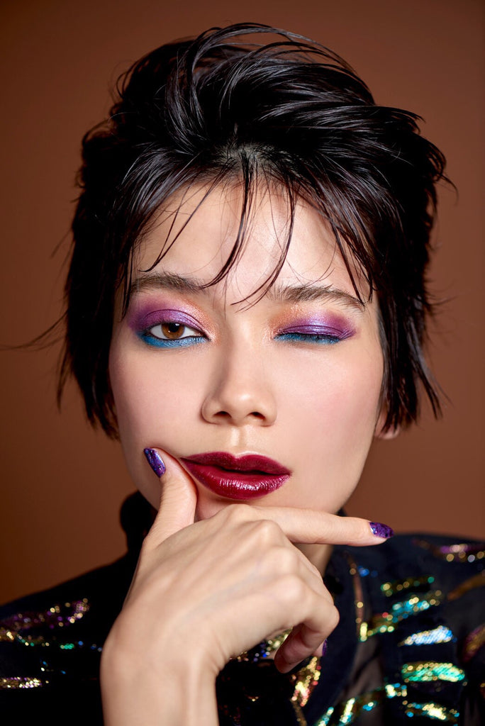 "ANNA SUI 2019 AUTUMN ""EYE COLOR TRIO"""