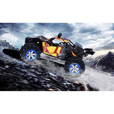 All Terrain Truck With Independent Suspension (Orange)