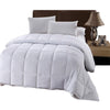 Down-Alternative Comforter - Duvet Insert, 100% Down Alternative Fill