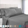 Luxurious Soft Linen Bed Sheet & Pillow Case Set