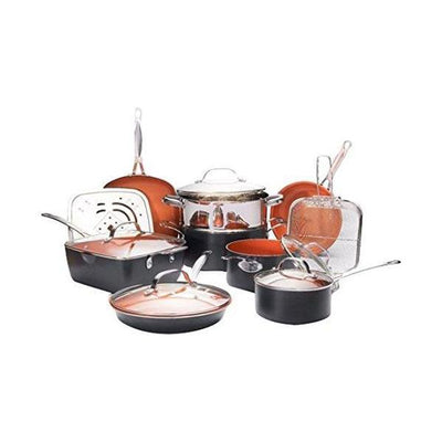 Non-Stick Copper Coating Cookware Sets