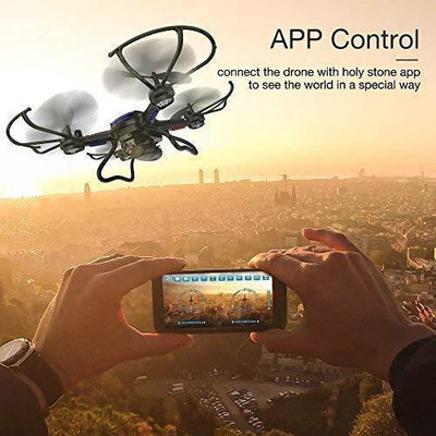 Drone with 720P Wide-Angle HD Camera