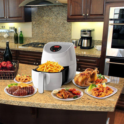 Air Fryer -Touch Screen Contr