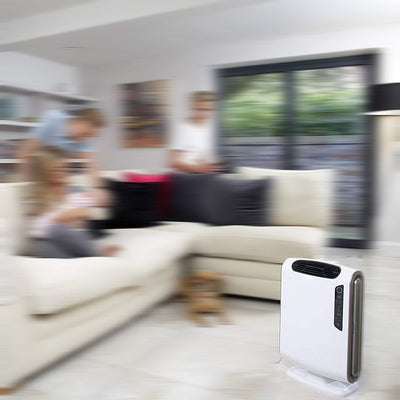 Air Purifier for Allergies, Asthma and Flu