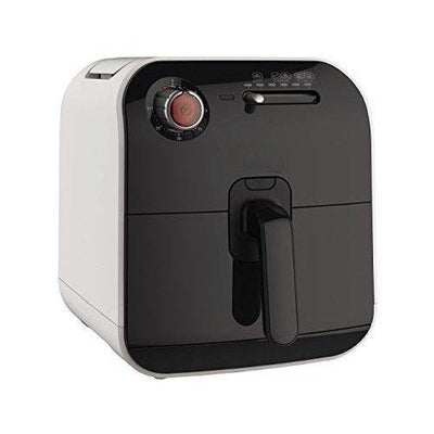 Air Fryer with Adjustable Temperature,Black