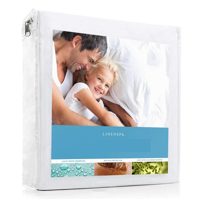 Size Waterproof, Dust Mite Proof Mattress