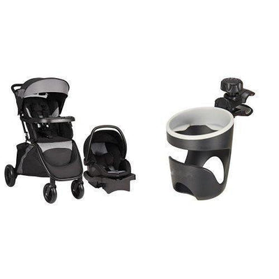 Infant Car Seat With Child Tray