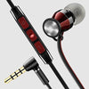 In-Ear Headphones With Integrated Microphone