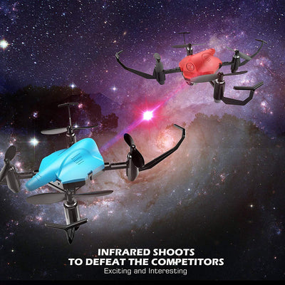Interesting One Key Adjust Quadcopter